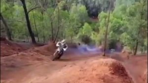 Funny dirt bike failure compilation