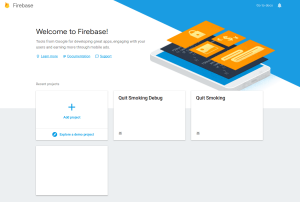 Firebase - How to seperate development from live data