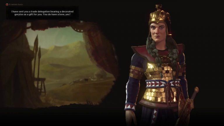 Civilization 6 Russian Empire 2400 BC