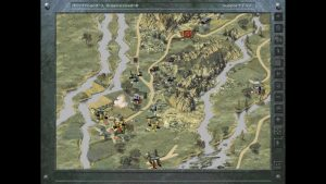 Panzer General 2 Madrid Offensive