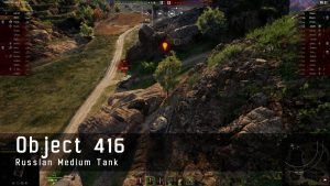 World of Tanks - Object 416